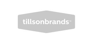 Tillsonbrands Logo, B2B Advertising